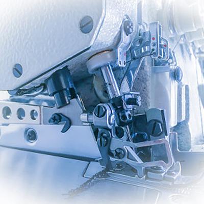 Hlavní klasifikace průmyslových šicích strojů