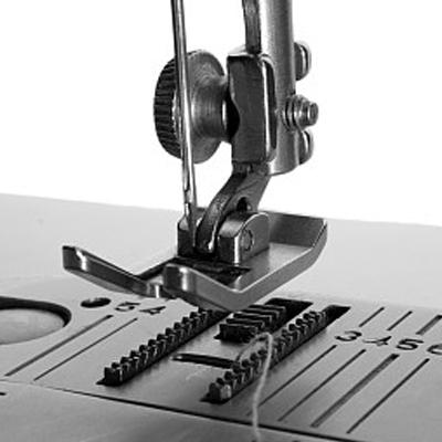 Nezapomenutelný vývoj značky průmyslu šicích strojů