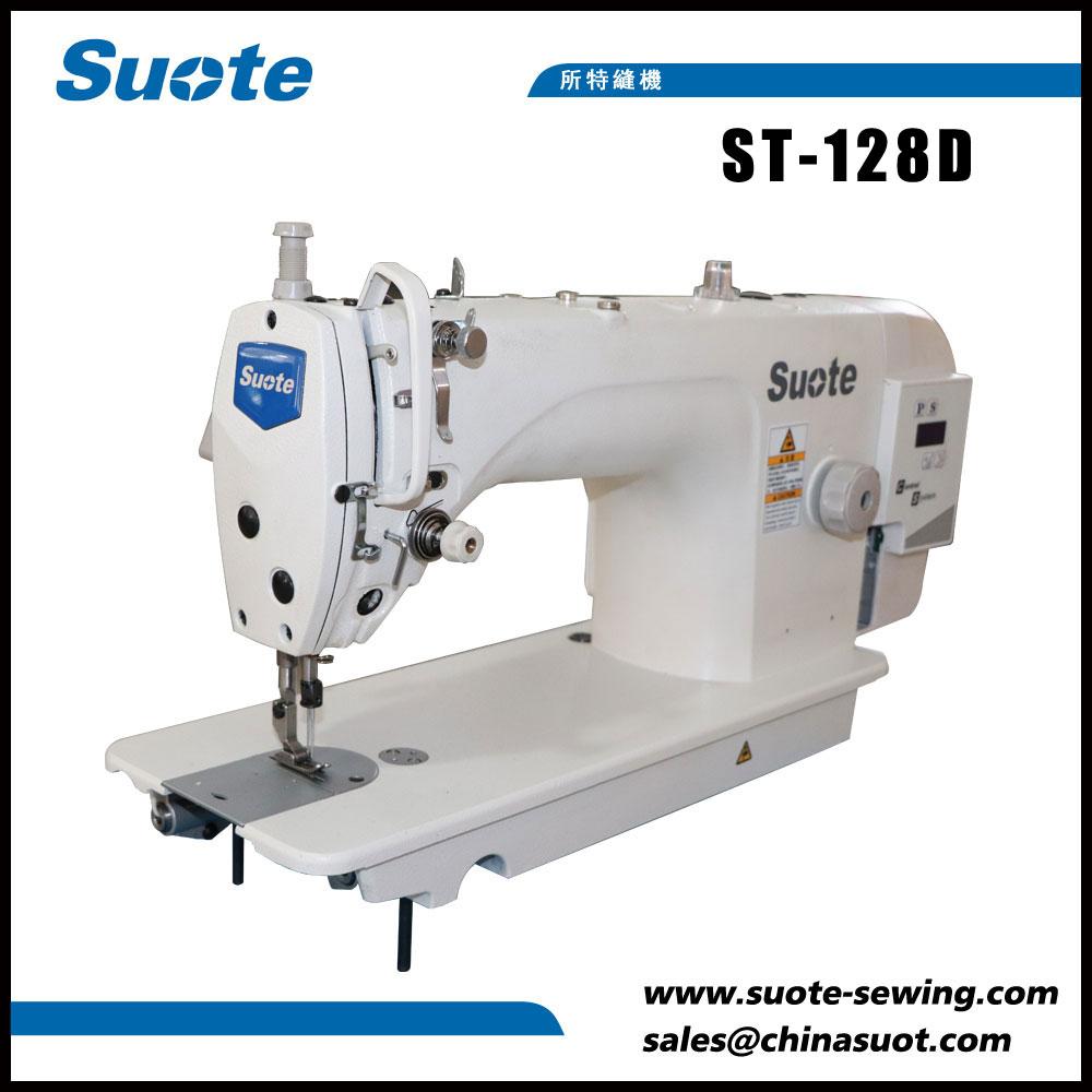 Šicí stroj s přímým pohonem pro ruční šití