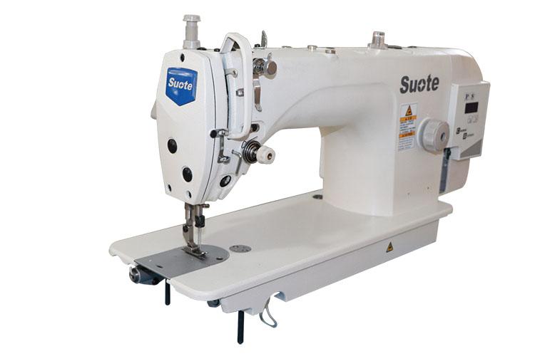 Jaký je typ průmyslových šicích strojů?